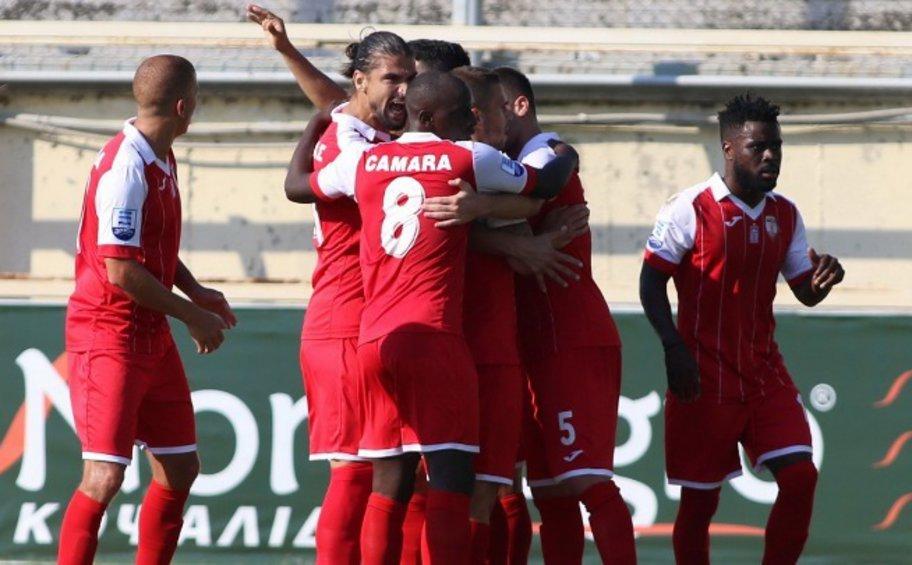 Πρώτη νίκη η Ξάνθη 3-0 τον ΟΦΗ