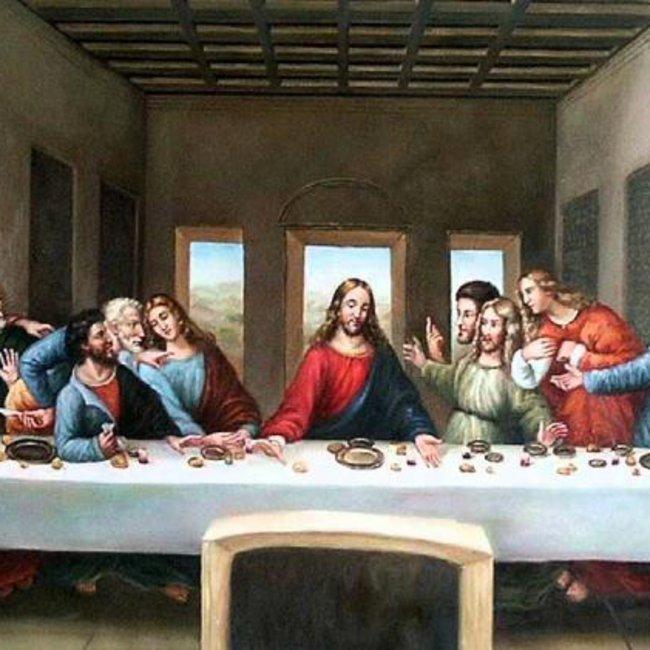 Ο «Μυστικός Δείπνος» κρύβει την Αποκάλυψη; Τι λέει Ιταλίδα ερευνήτρια